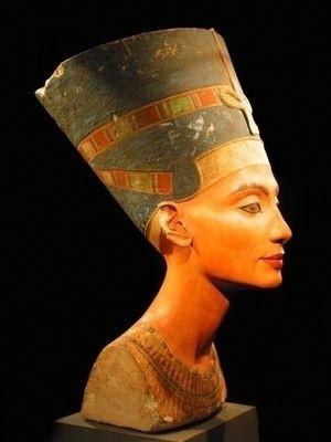 Egypt, krása, faraón, starověk, žena, královna