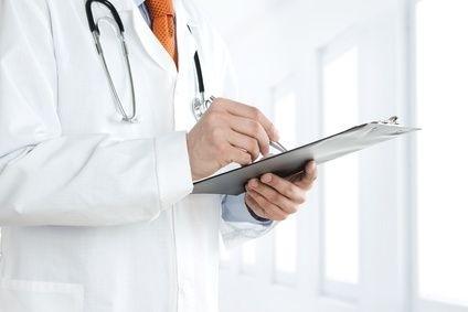 doktor s deskami studie