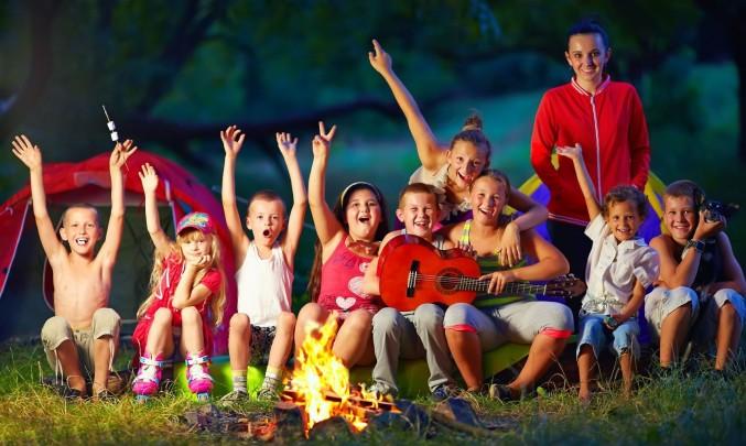 deti,tabor,taborak,leto