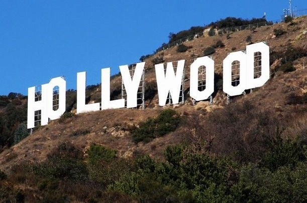 hollywood z webu