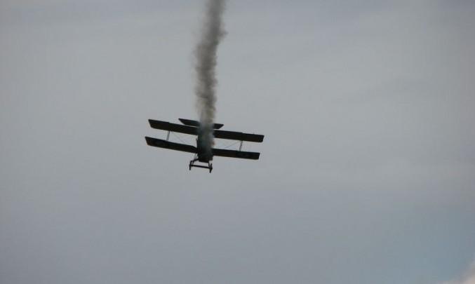 letadlo, katastrofa