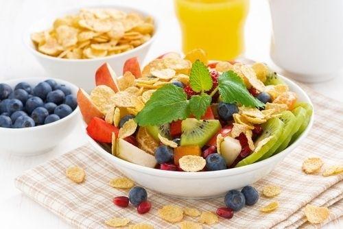 snídaně šampiónů