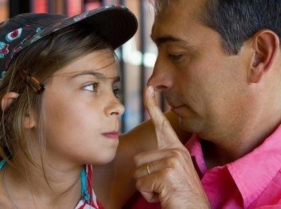Rozhovor s otcem
