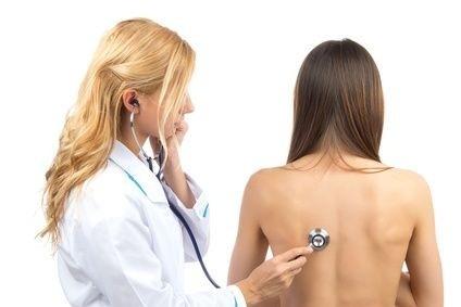 lékař,pacient,vyšetření,fonendoskop