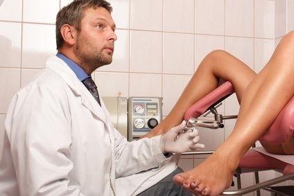 Gynekolog v praxi