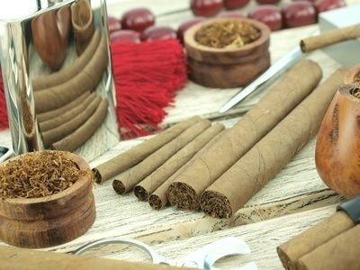 Podoby tabáku