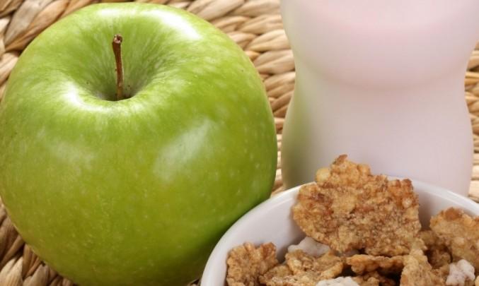 Ovoce,vláknina,mléko,jogurt,zdravá výživa- z HPV