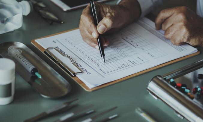 lékař diagnoza doktor