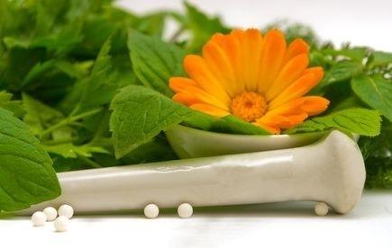 Homeopatie,měsíček,alternativní medicína
