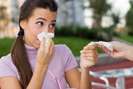 chronická rýma