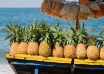 Ananasy v Tichomoří