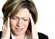 bolest hlavy, migréna