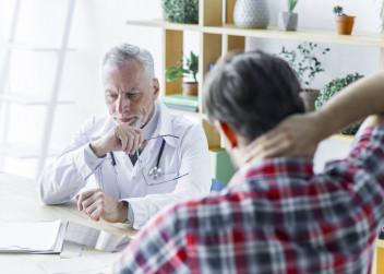 Rozhovor lékaře s pacientem