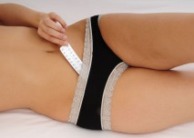 antikoncepce zastrčená do kalhotek