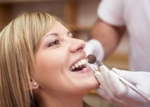 prohlídka u zubaře