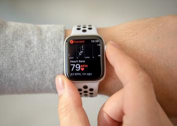 apple, hodinky, zdraví, digital