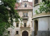 hrad, zámek, dům