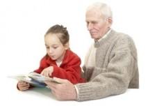 vnuk, vnučka, vnoučata, babička, děda, stáří