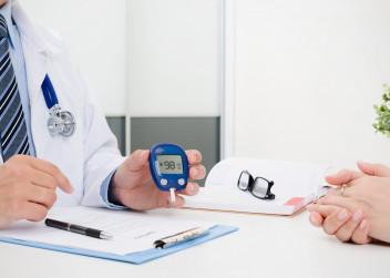 cukrovka, lékař, pacient