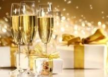 oslava nový rok