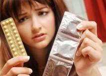 hormonální antikoncepce, kondomy