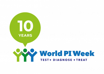 Kampaň Světový týden primárních imunodeficiencí slaví 10 let