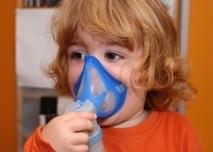 Dítě s astmatem
