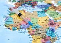 očkování do afriky