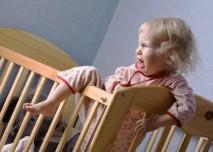 Nespící dítě