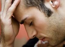 smutek, neštěstí, opora, rada, zoufalství, selhání, erektilní dysfunkce