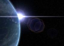 vesmír, planeta