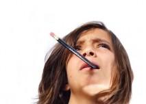Okousávýní tužky