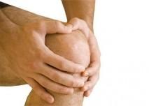 poraněné koleno
