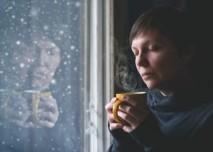 zima_deprese_zena
