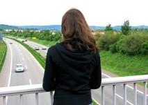 Skok z mostu