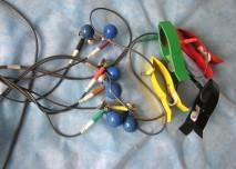 EKG,srdeční osa,svody, elektrody