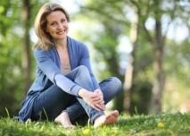 žena, menopauza, příroda