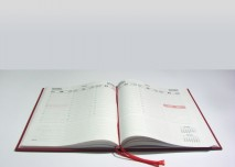 kalendář, kniha