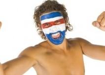 Muž, tvář, maska
