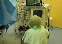 sál, anesteziolog, rameno, operace
