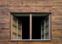 Otevření okno