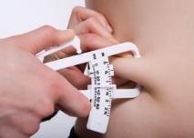 Měření tělesného tuku