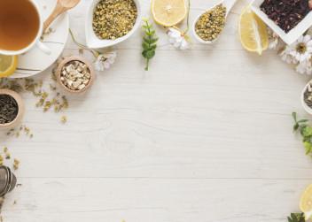 bylinky, zdraví,čaj