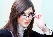 dioptrické brýle jako módní doplněk