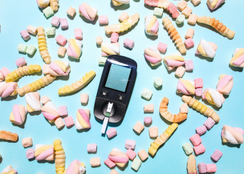 Bonbony a diabetes