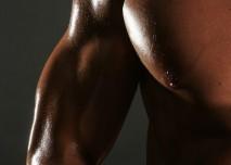 síla, svaly, mužnost, biceps, paže, fitness