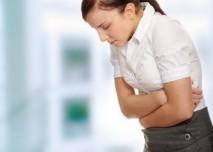 Bolest při menstruaci