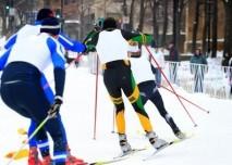 Sport,lyže,závod,běh