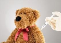 Očkování medvěda