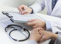 doktor, diagnoza, formular